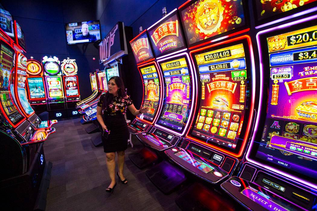 Mesin Slot Game untuk Hadiah Maksimal