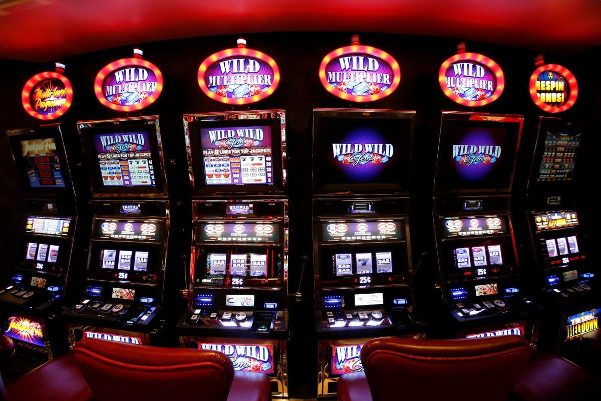 Permainan Mesin Slot Online Gratis